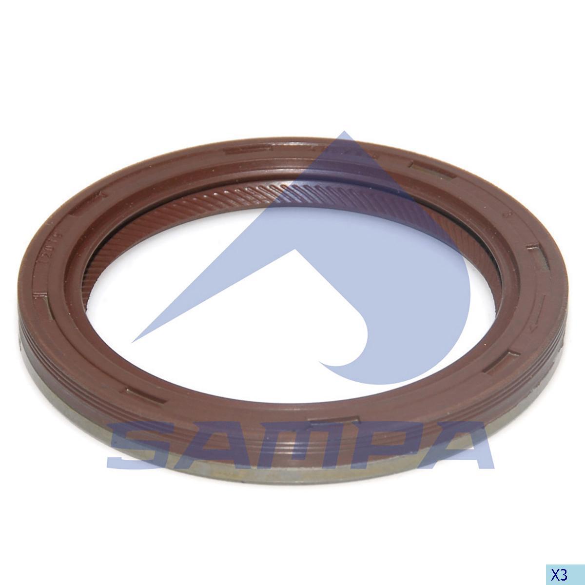 Seal Ring, Input Shaft, Mercedes, Gear Box