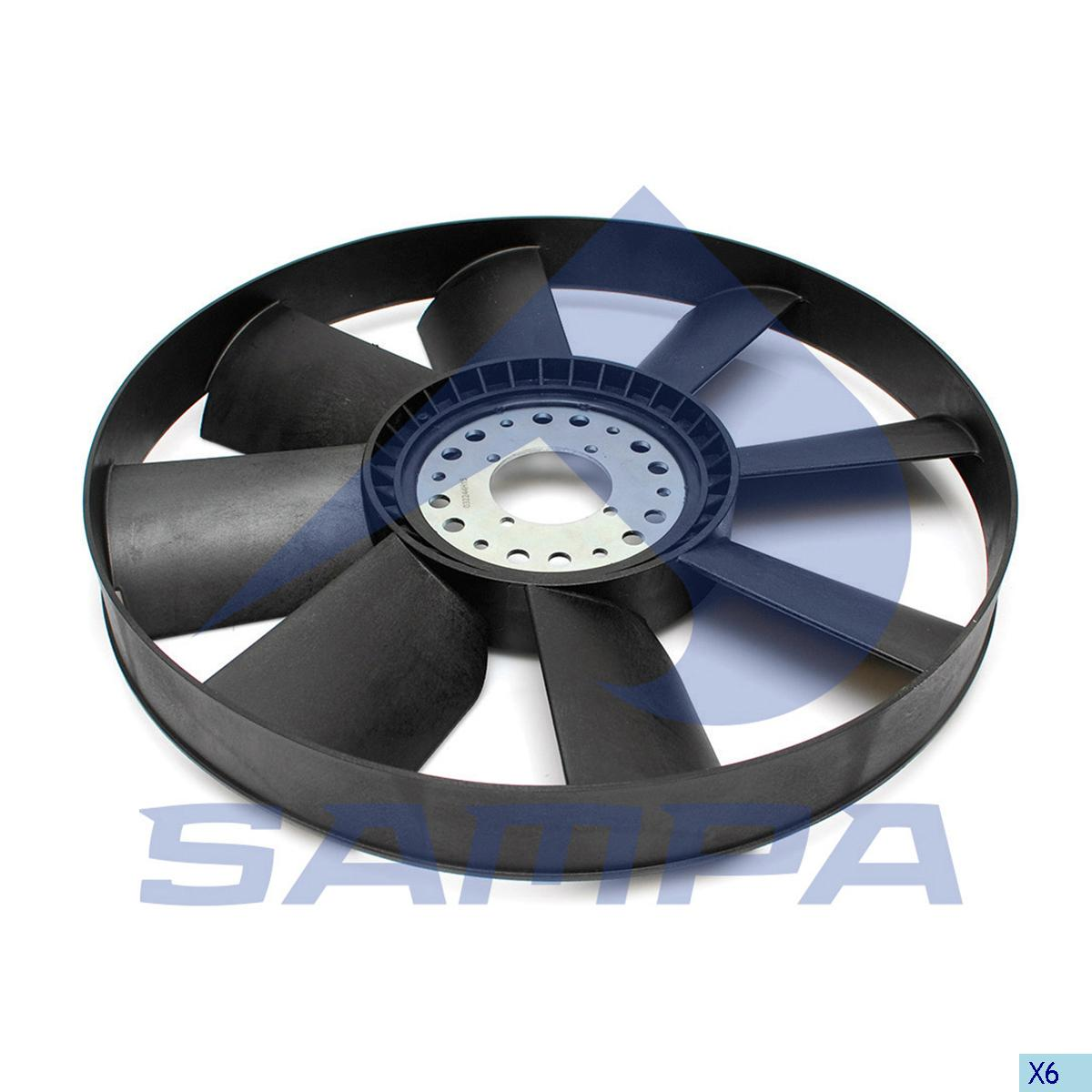 Blade, Fan, Mercedes, Engine