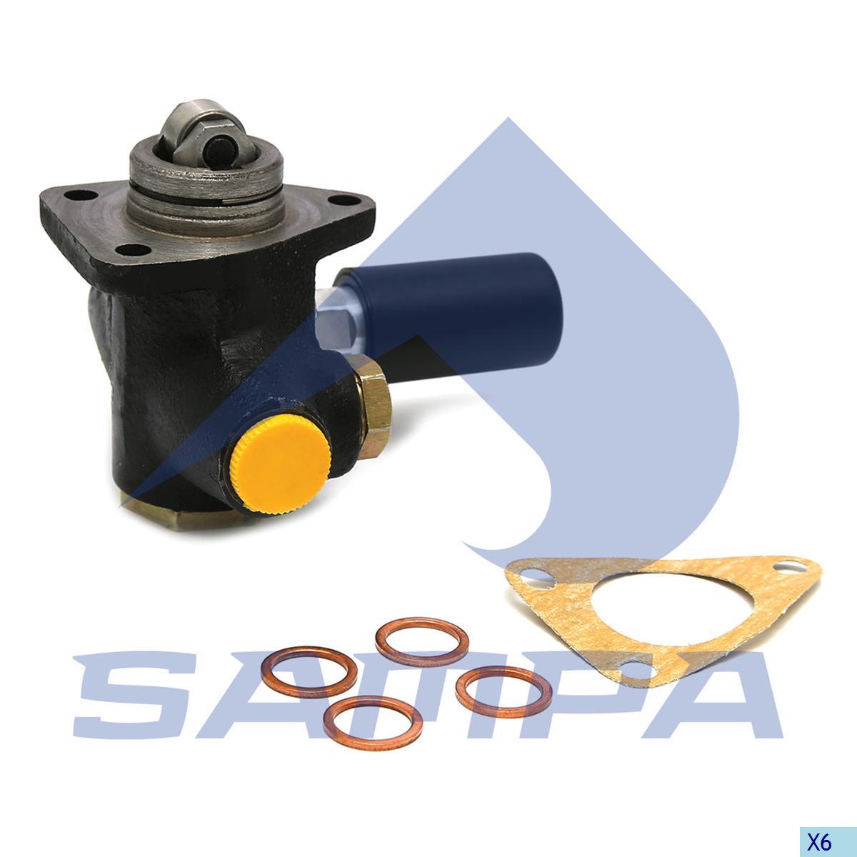 Feed Pump, Daf, Engine