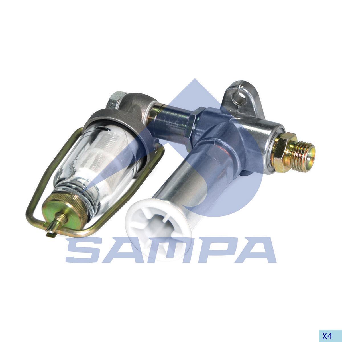 Feed Pump, Mercedes, Engine