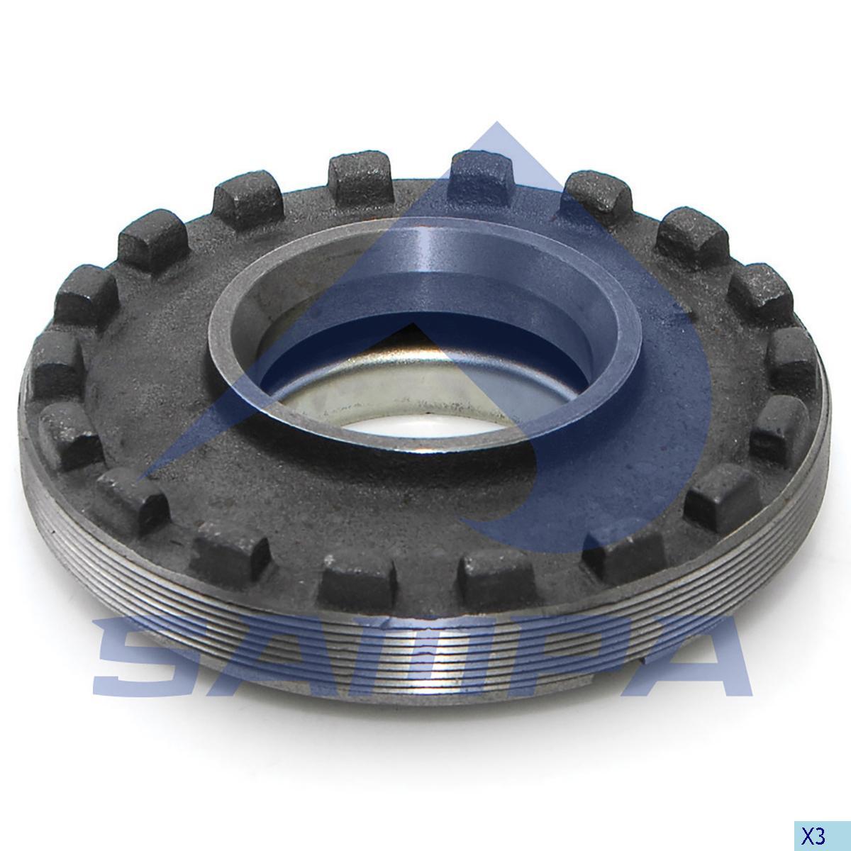 Adjusting Ring, Drive Shaft, Power Unit