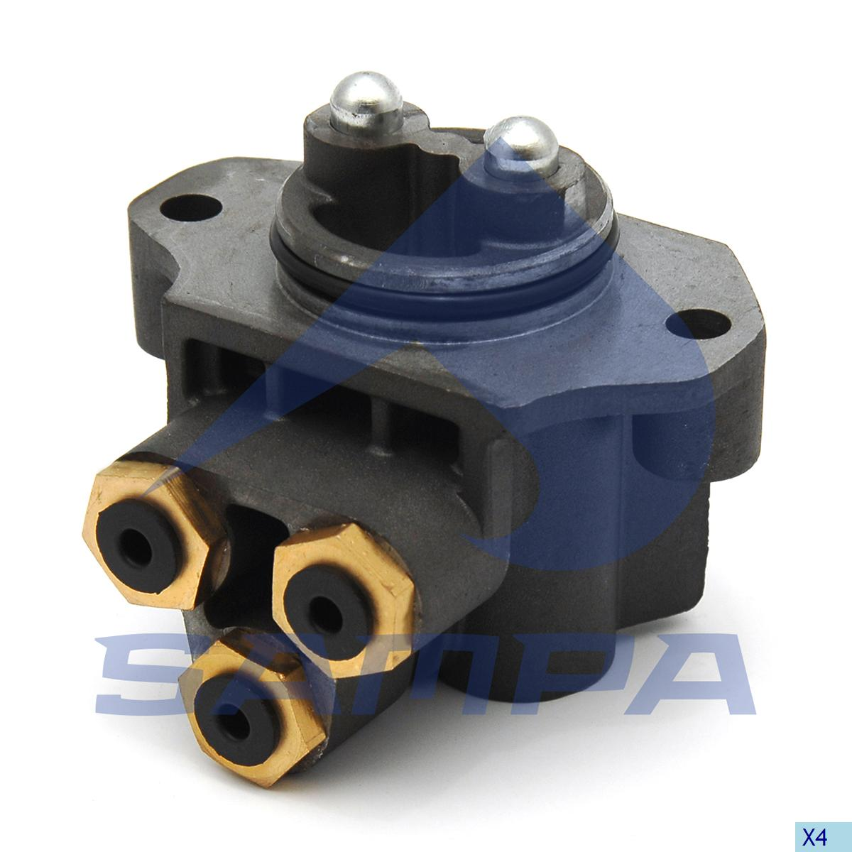 Valve, Gear Box Housing, Mercedes, Gear Box