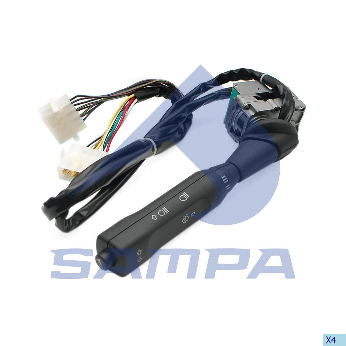 Wiper Control Arm, Mercedes, Cab