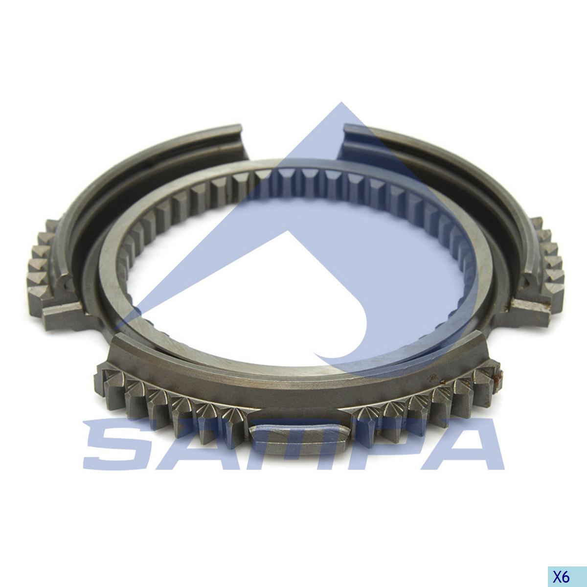 Synchronizing Ring, Input Shaft, Mercedes, Gear Box