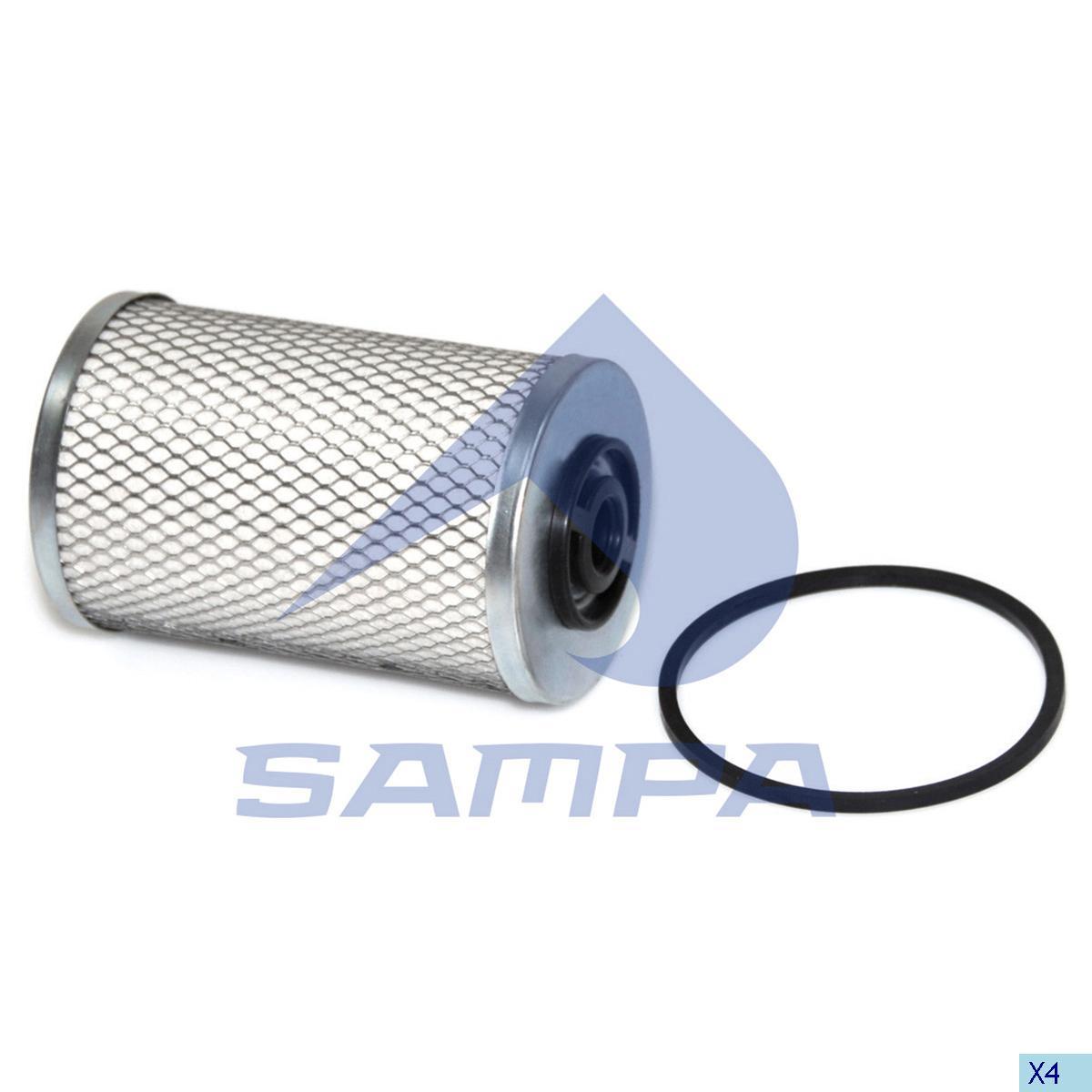 Fuel Filter, Mercedes, Engine
