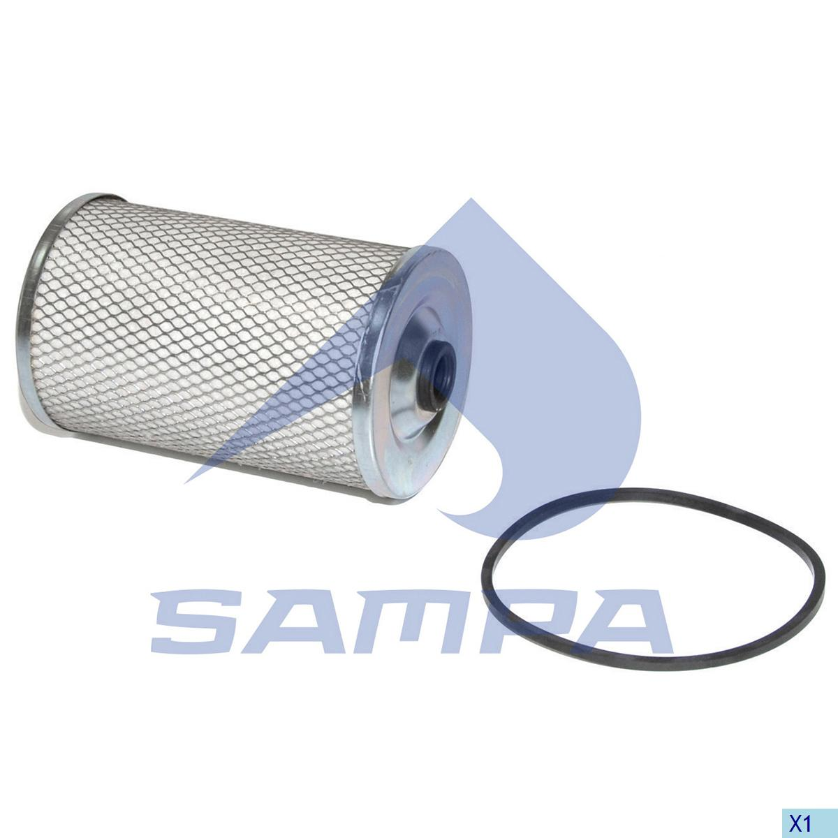 Fuel Filter, Mercedes, Engine