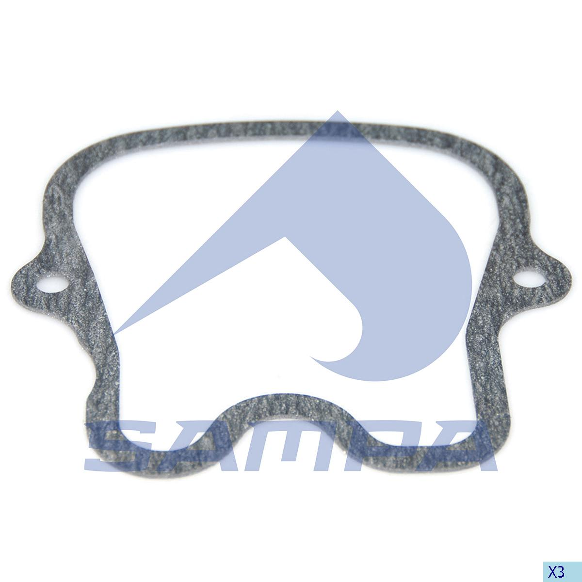Gasket, Rocker Cover, Mercedes, Engine