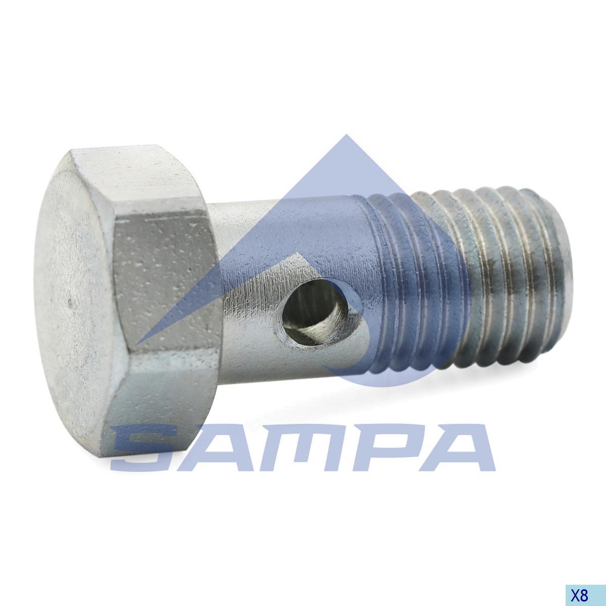 Screw, Injector, Daf, Engine