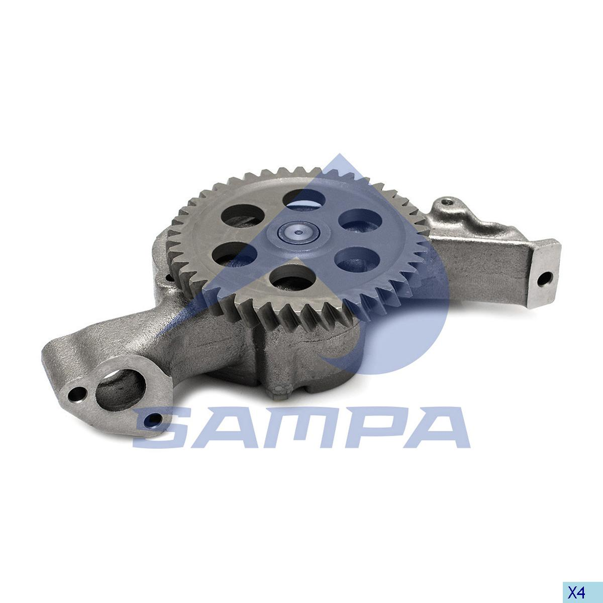 Oil Pump, Mercedes, Gear Box