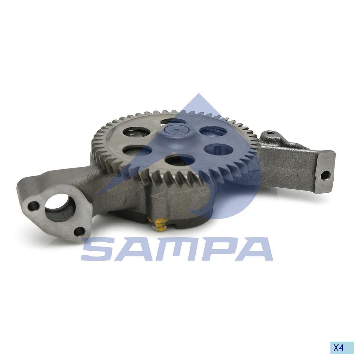 Oil Pump, Mercedes, Gear Box
