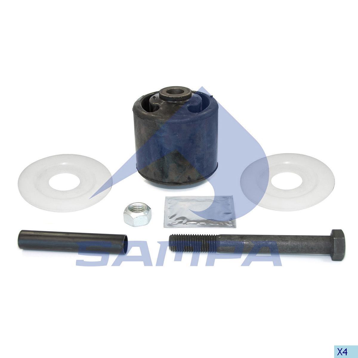Repair Kit, Balance Arm Axle, Hendrickson, Power Unit