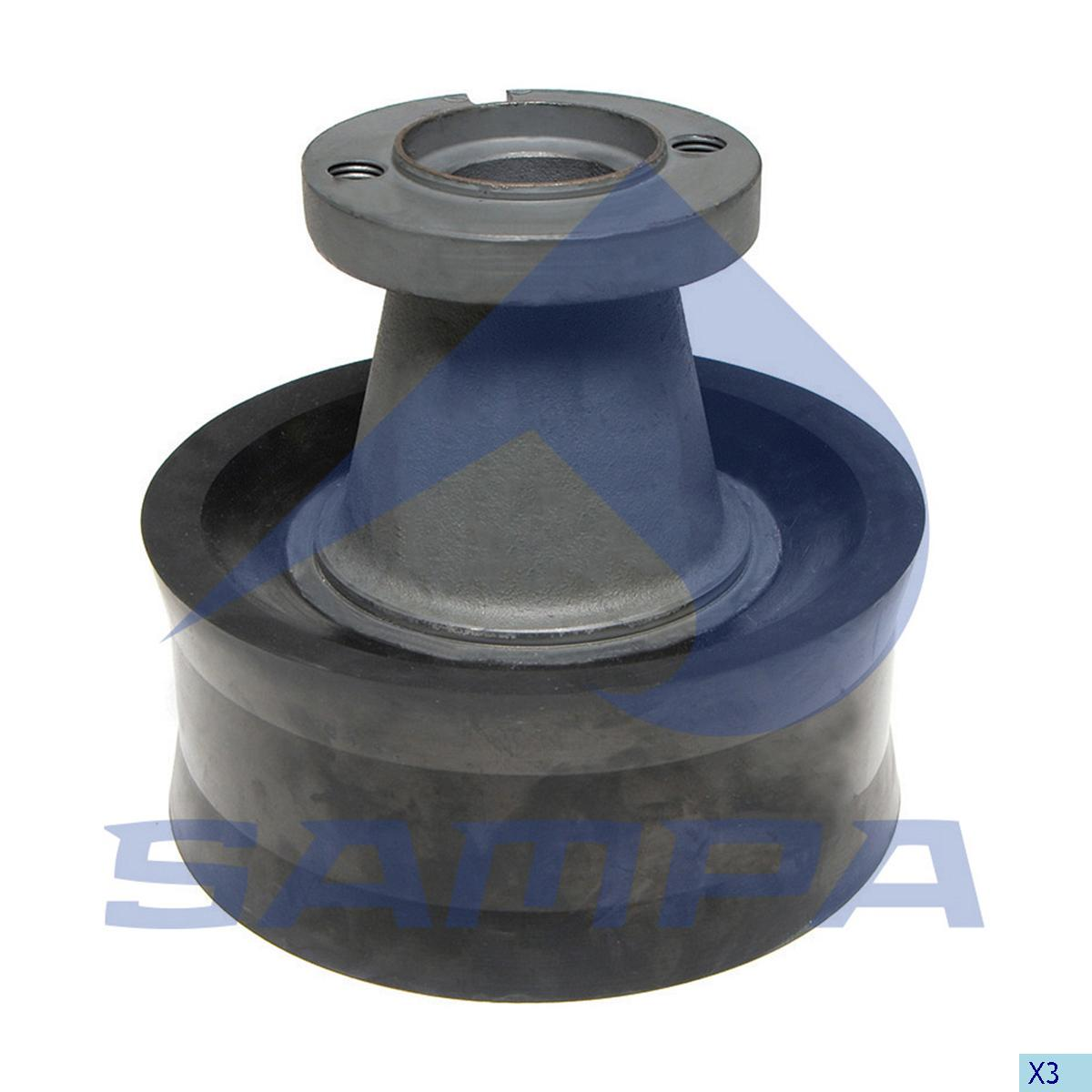 Concrete Pump Piston, Schwing, Concrete Pump