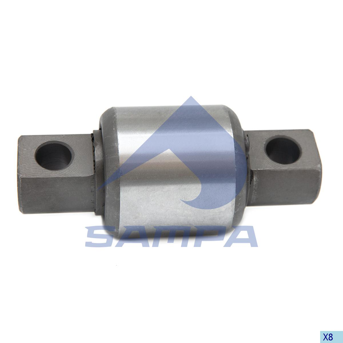 Silent Block, Axle Rod, Volvo, Suspension