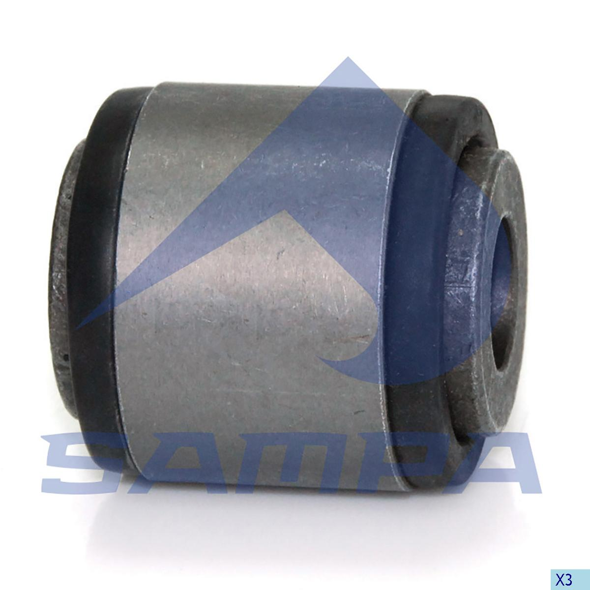 Rubber Bushing, Axle Rod, Hendrickson, Suspension