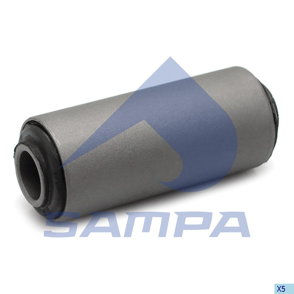 Rubber Bushing, Spring, Ford, Suspension