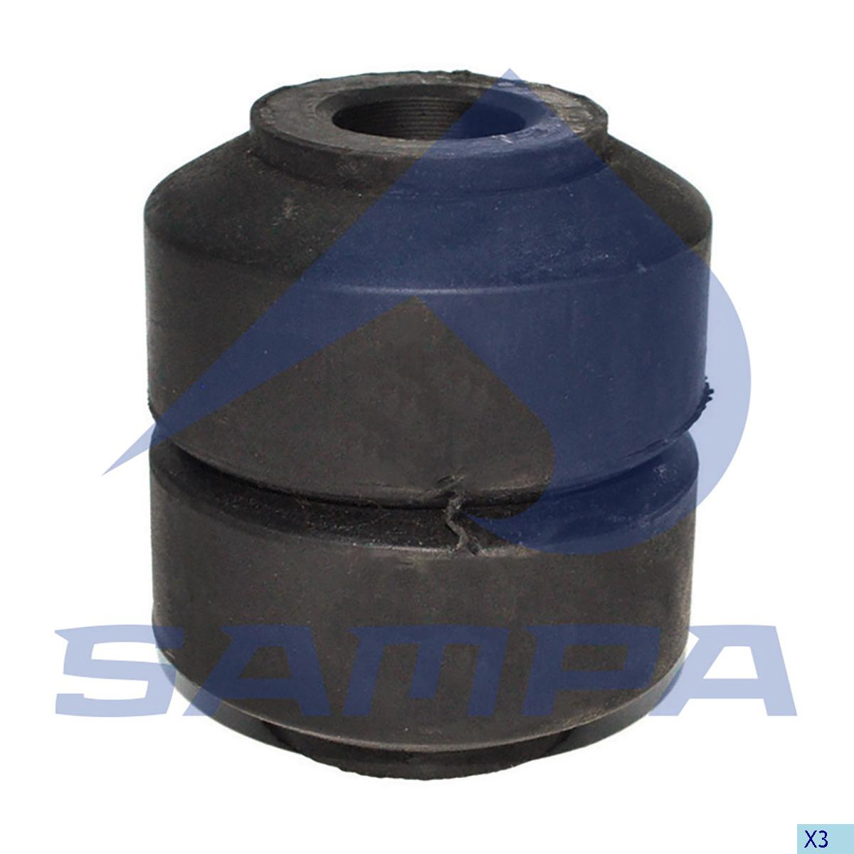 Rubber Bushing, Spring, Hutchens, Suspension