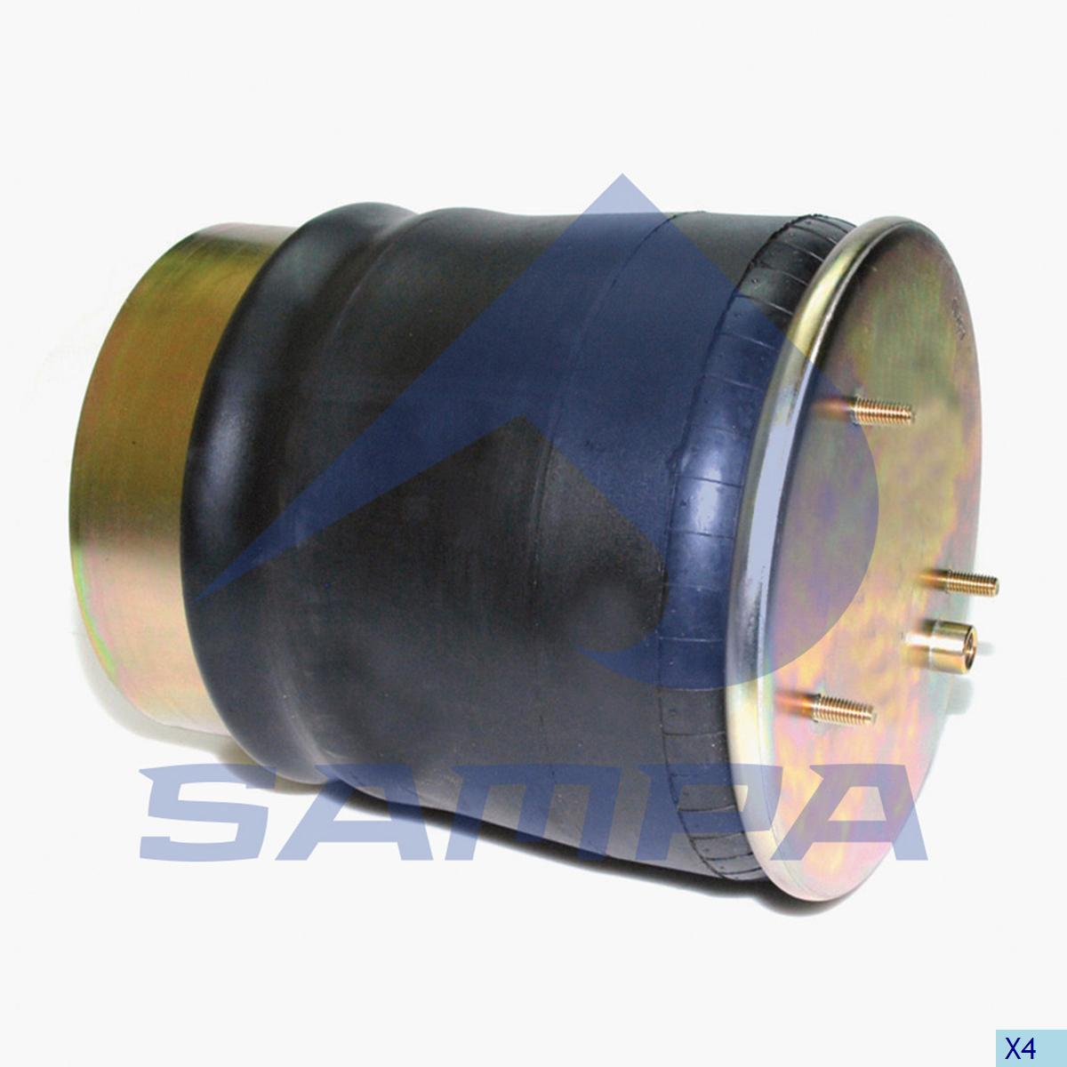 Air Spring, Daf, Suspension