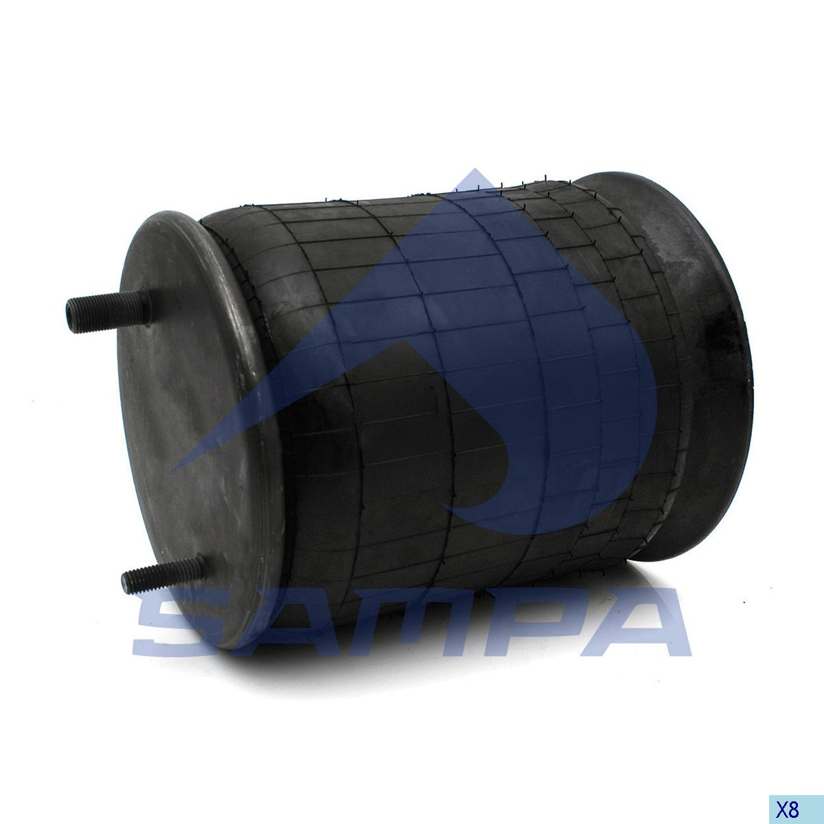 Air Spring, Neway, Suspension