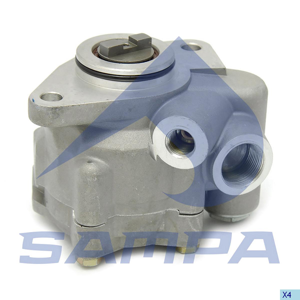 Steering Pump, Mercedes, Steering