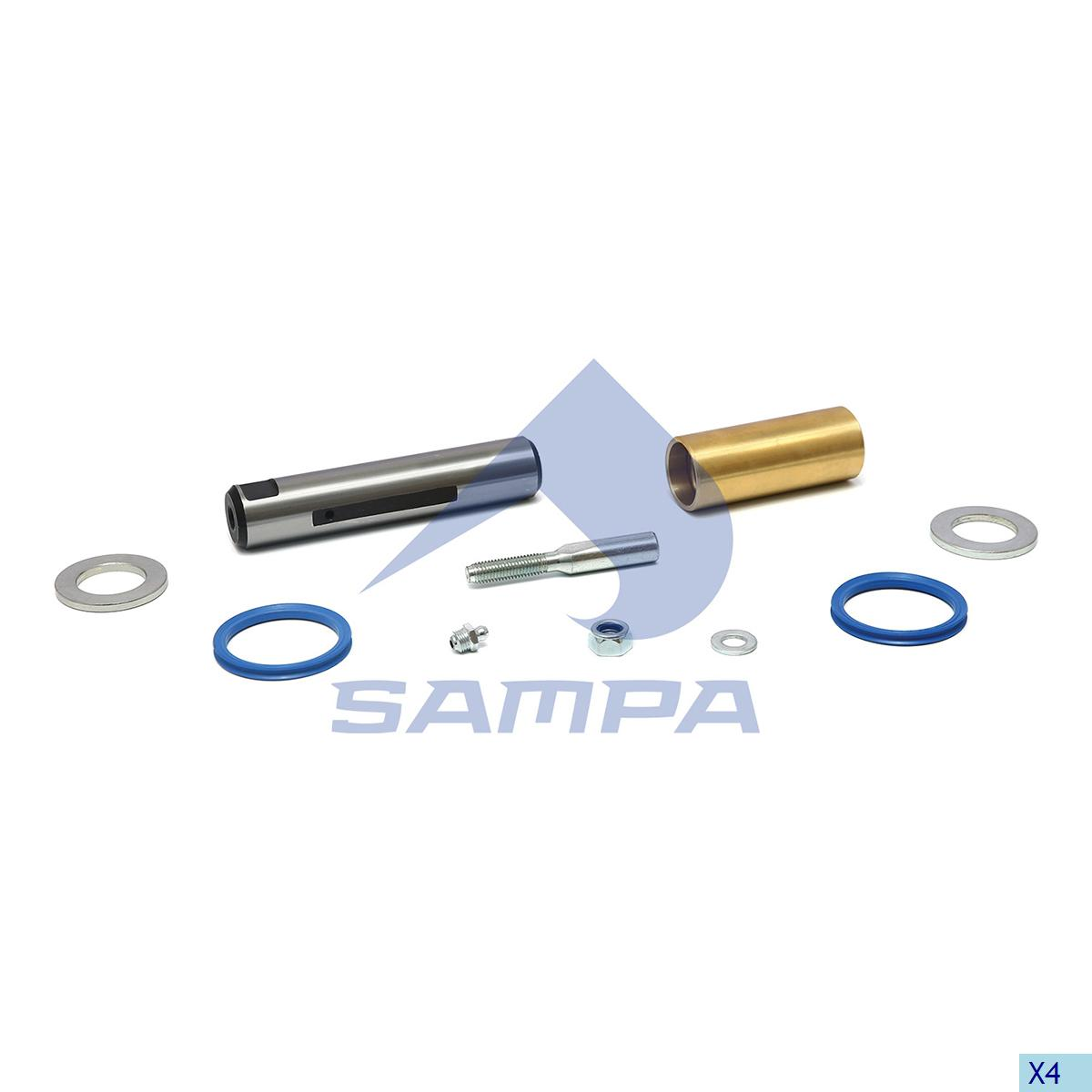 Repair Kit, Spring, Mercedes, Suspension