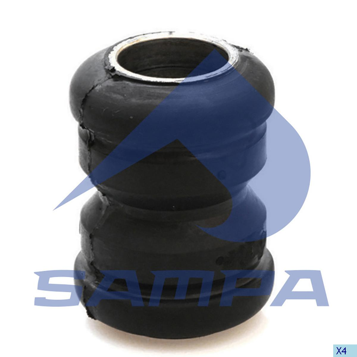 Rubber Bushing, Spring, Mercedes, Suspension