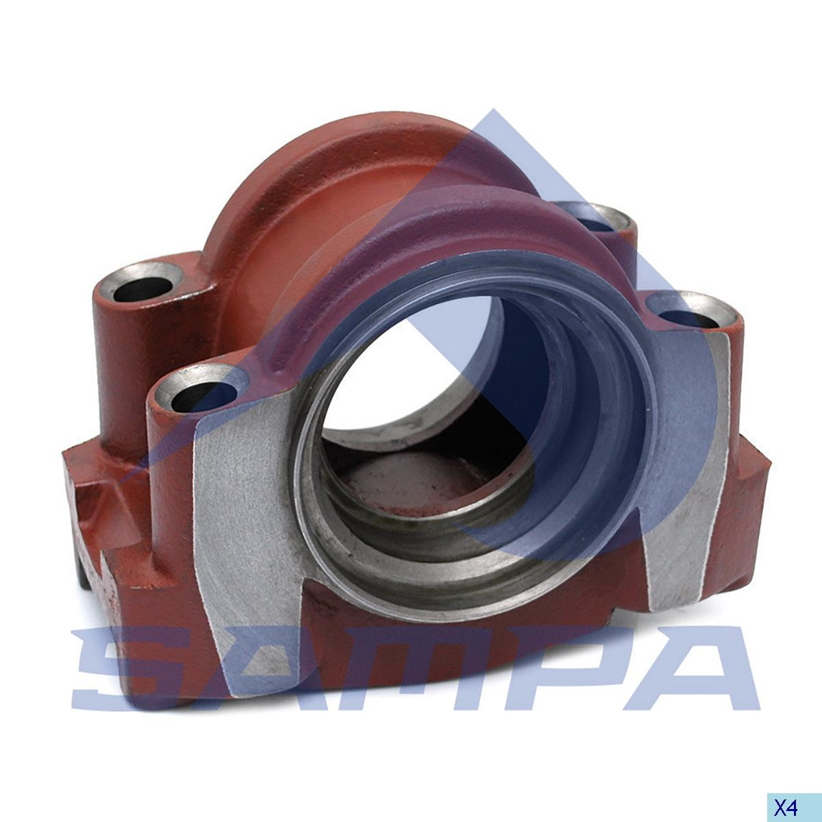 Bogie Bearing, Man, Suspension