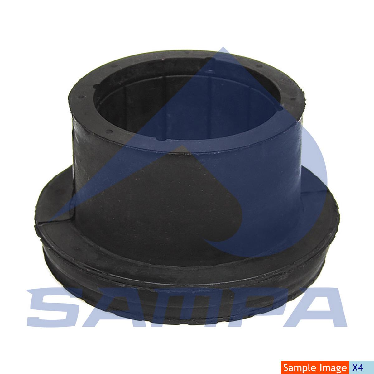 Rubber Bushing, Bogie Suspension, Man, Suspension