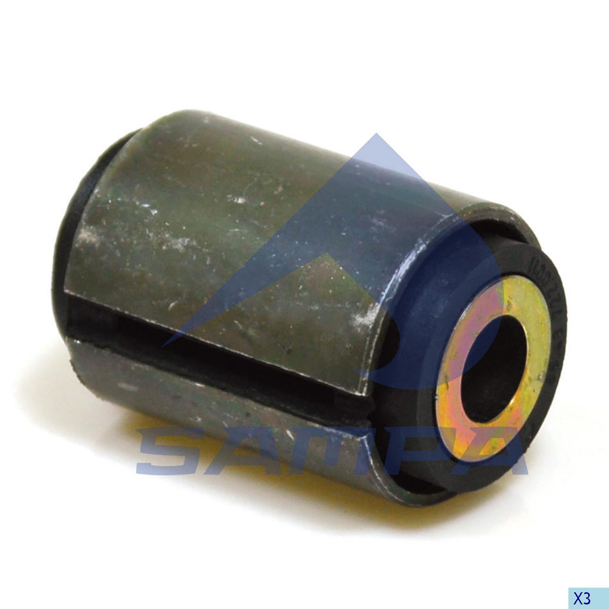 Rubber Bushing, Spring, Man, Suspension