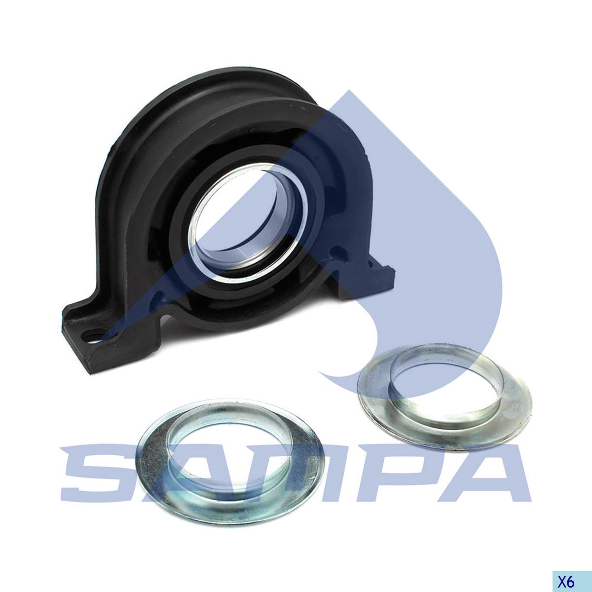 Propeller Shaft Bearing, Man, Propeller Shaft