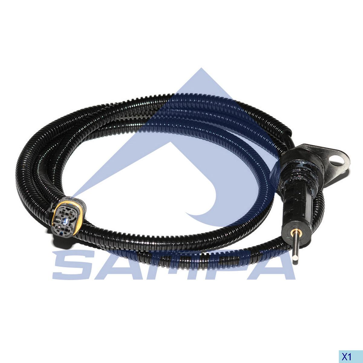 Sensor, Brake Disc Pad, Man, Brake