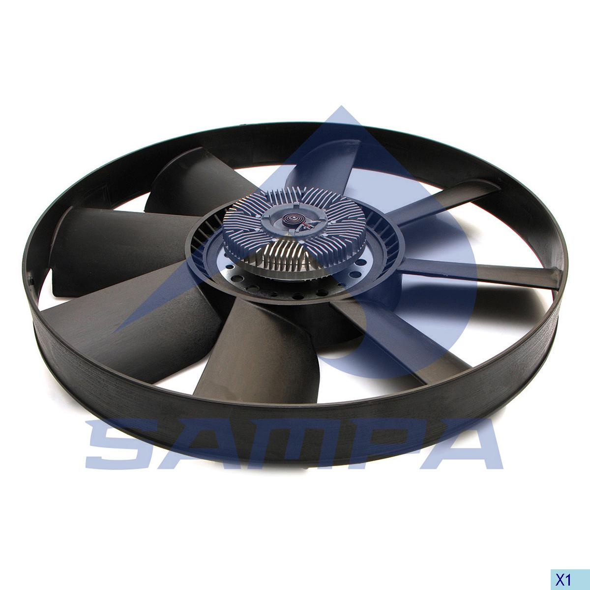 Visco Fan, Man, Engine