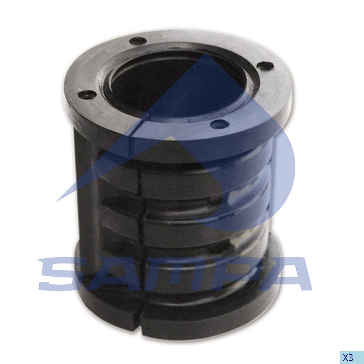 Bearing, Stabilizer Bar, Volvo, Suspension