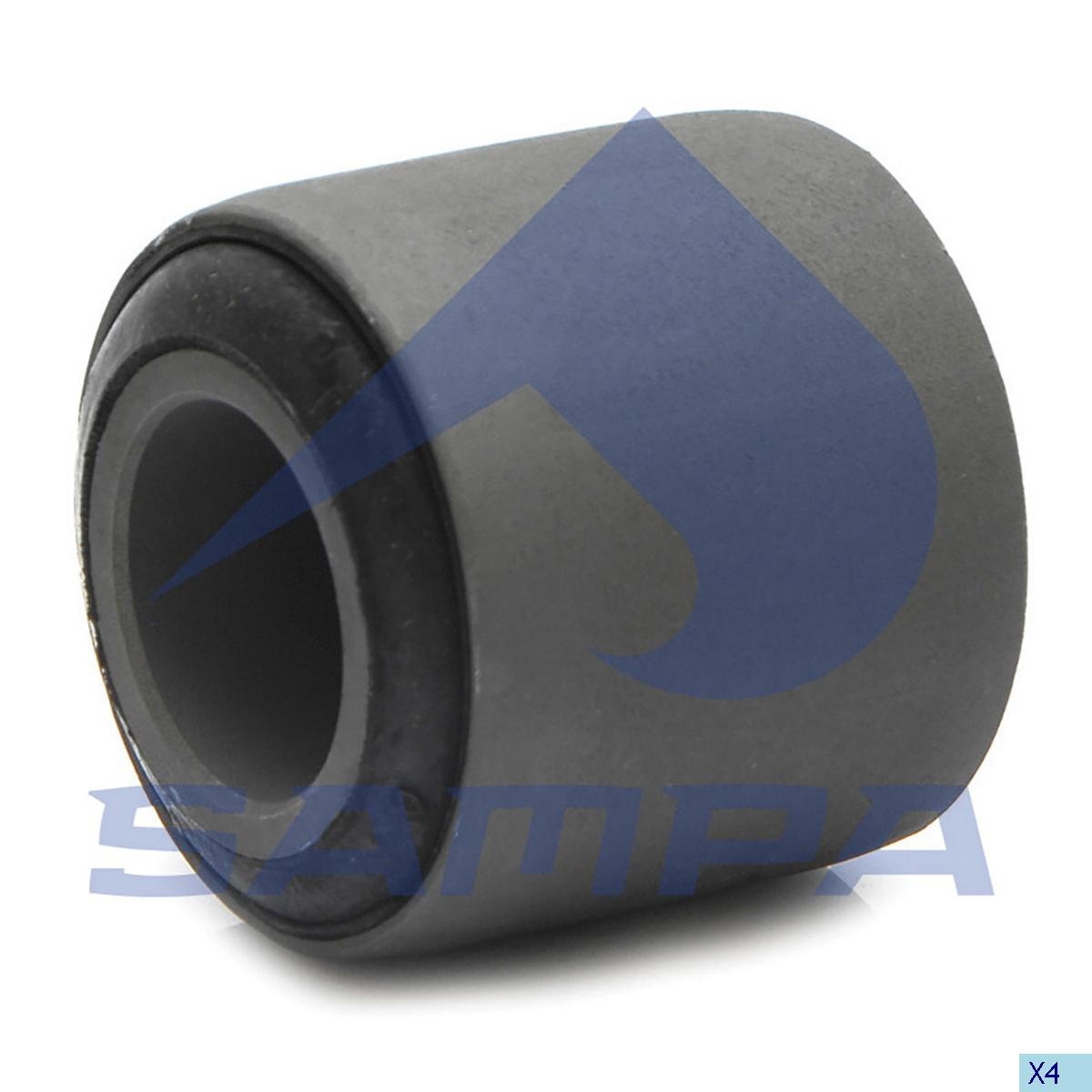 Rubber Bushing, Stabilizer Bar, Volvo, Suspension