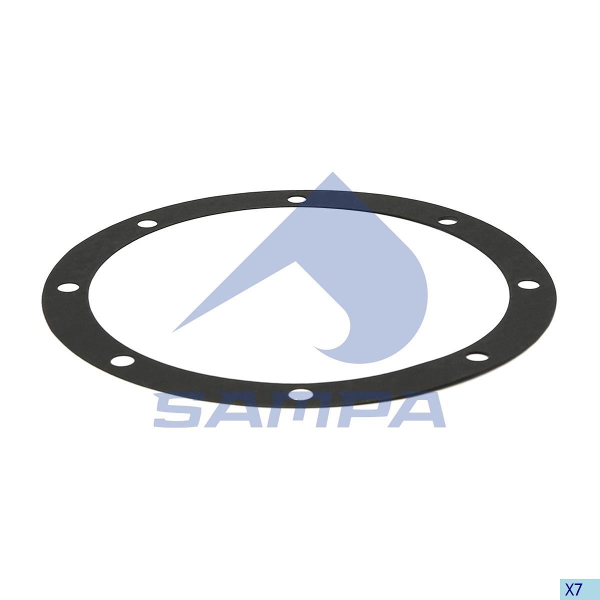 Gasket, Bogie Suspension, Ror-Meritor, Suspension
