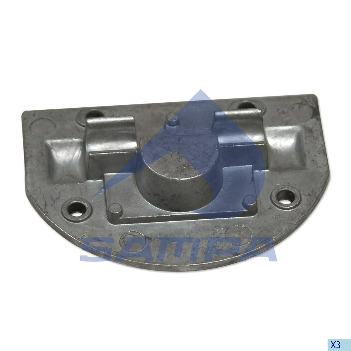 Cover, Brake Adjuster, Ror-Meritor, Brake