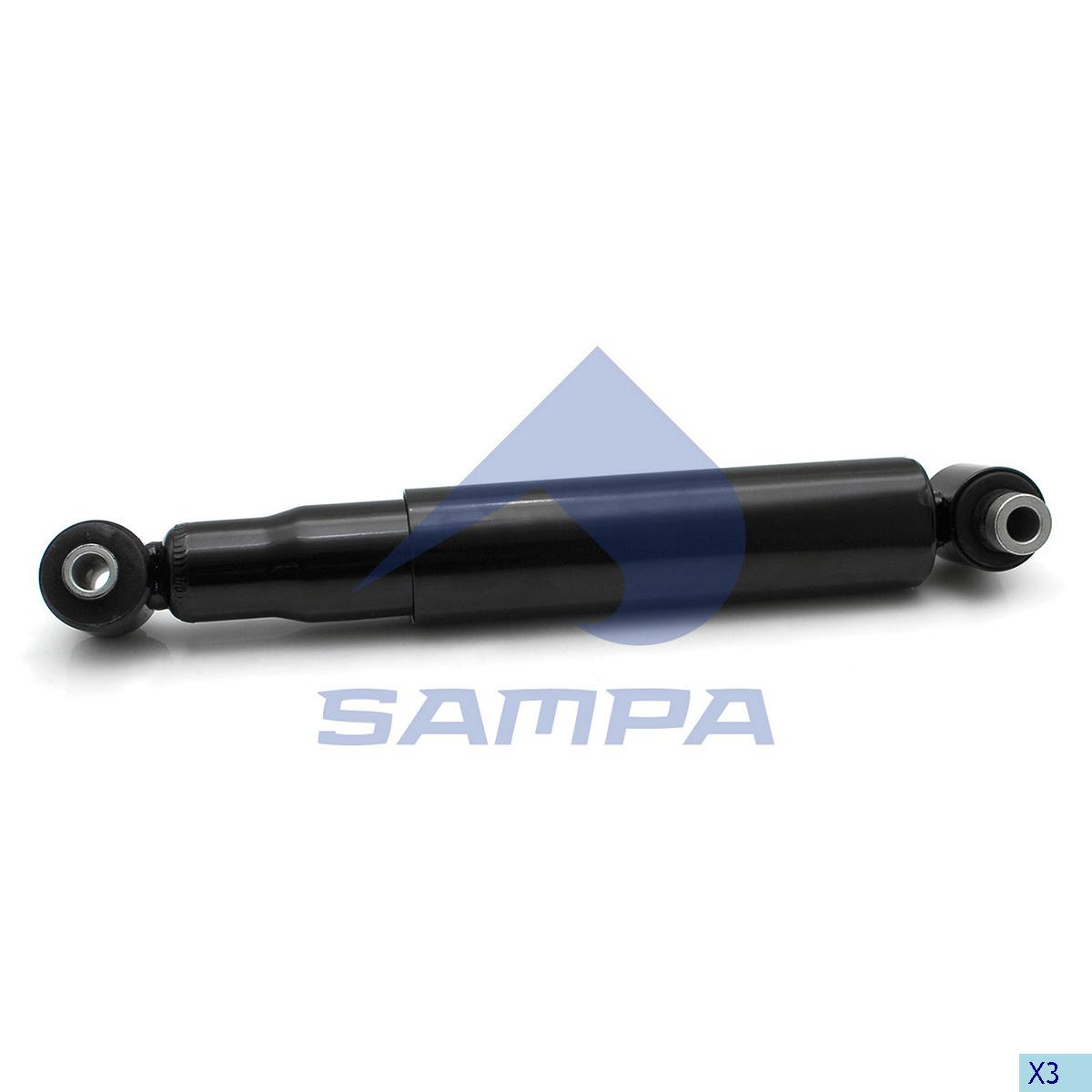 Shock Absorber, Volvo, Suspension