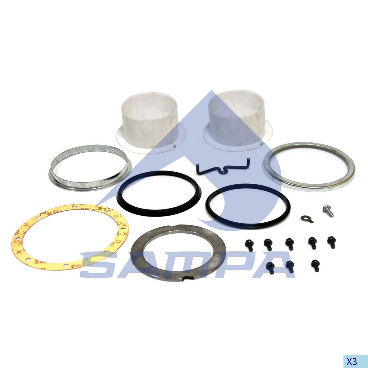 Repair Kit, Bogie Suspension, Volvo, Suspension