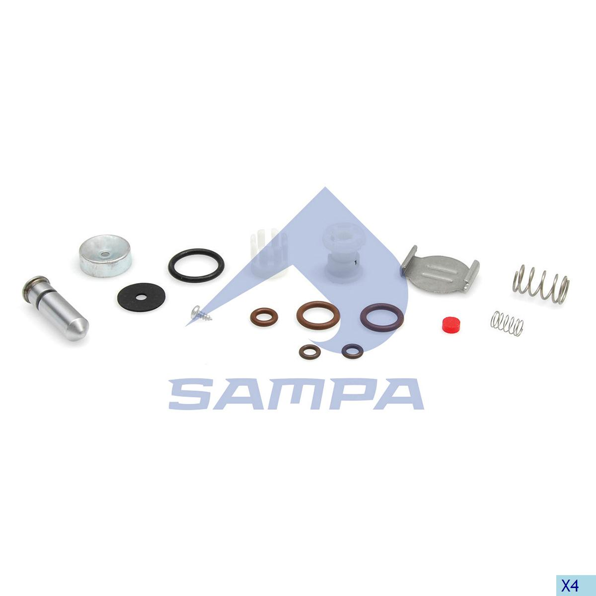 Repair Kit, Gear Shifting, R.V.I., Gear Box