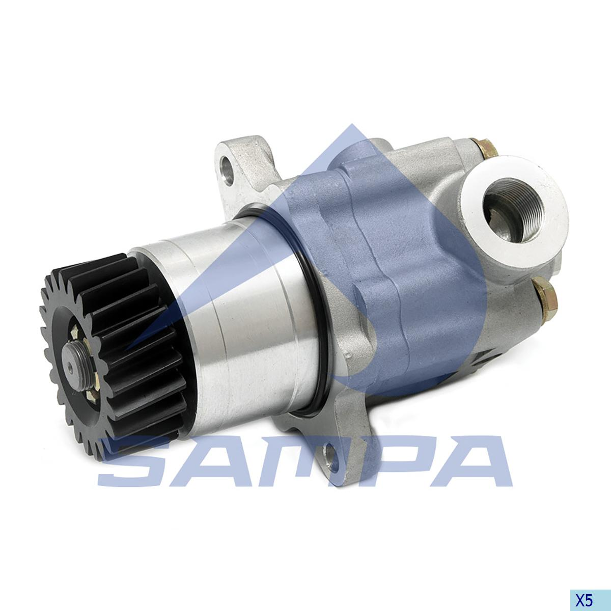 Steering Pump, Volvo, Steering