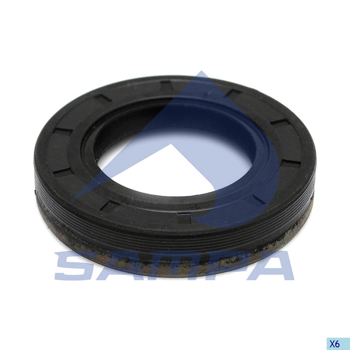 Seal Ring, Injection Pump, Volvo, Engine