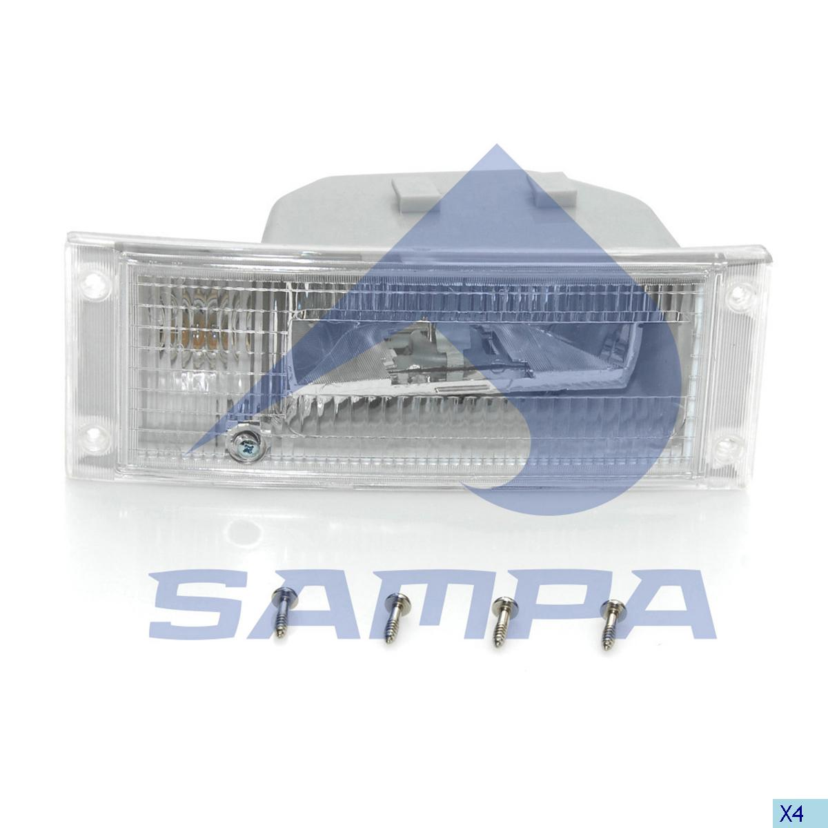 Fog Lamp, Volvo, Electric System