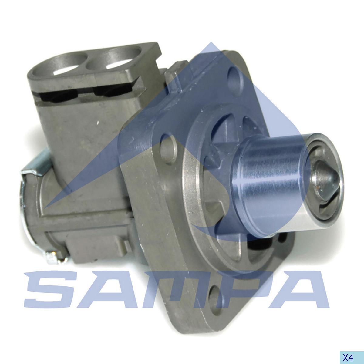 Valve, Gear Shifting, R.V.I., Gear Box
