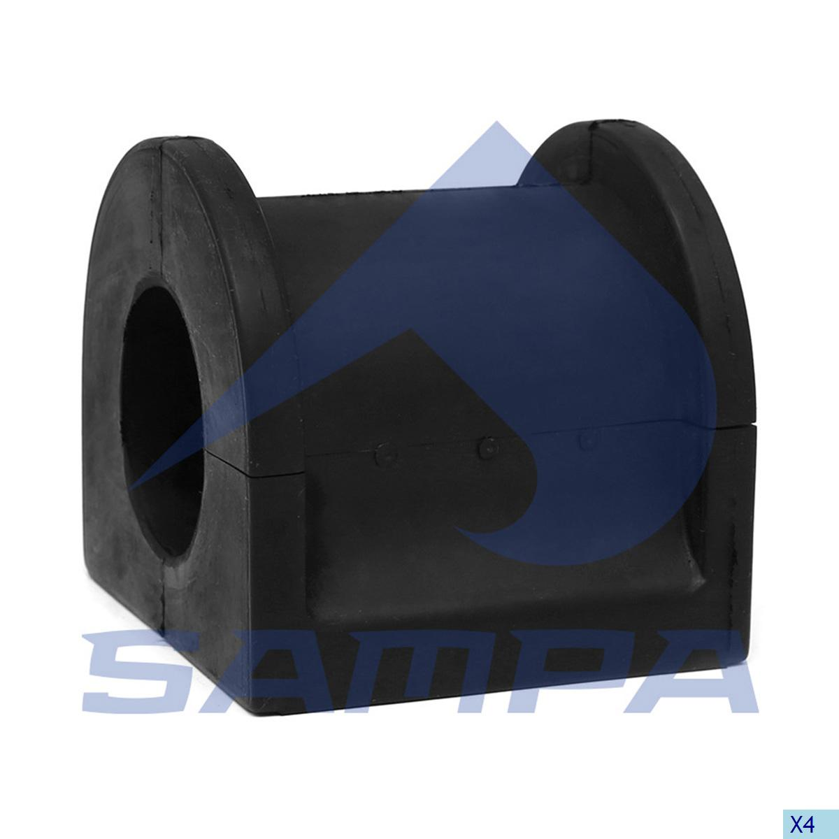 Bearing, Stabilizer Bar, Scania, Suspension