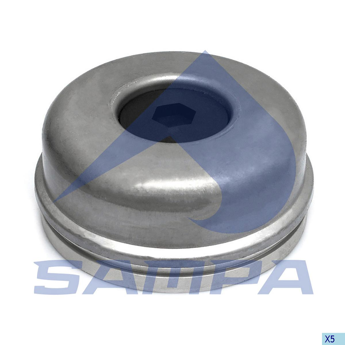 Hub Cap, Scania, Power Unit