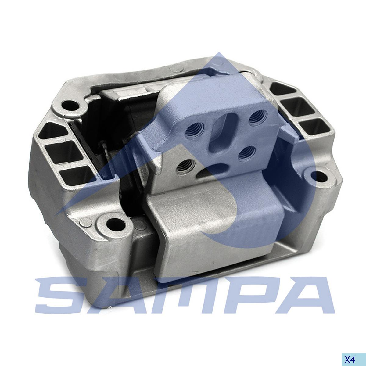 Mounting, Gear Box, Scania, Gear Box