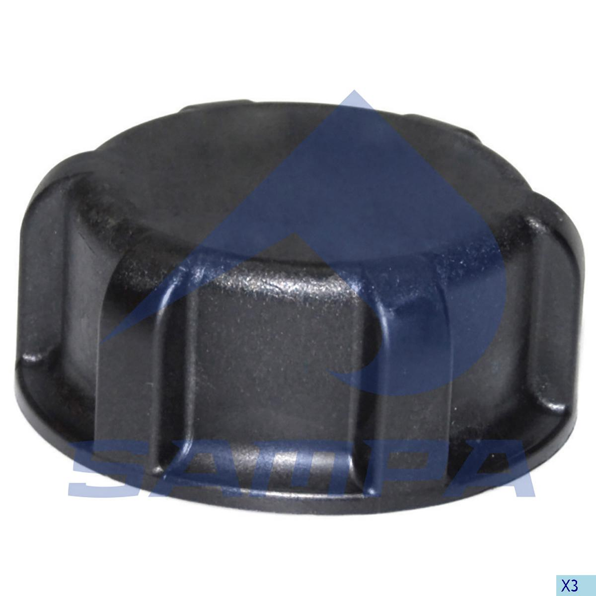 Expansion Tank Cap, Radiator, Scania, Engine