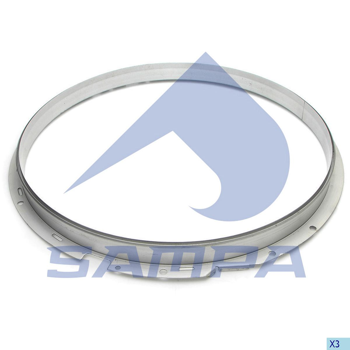 Ring, Fan, Scania, Engine
