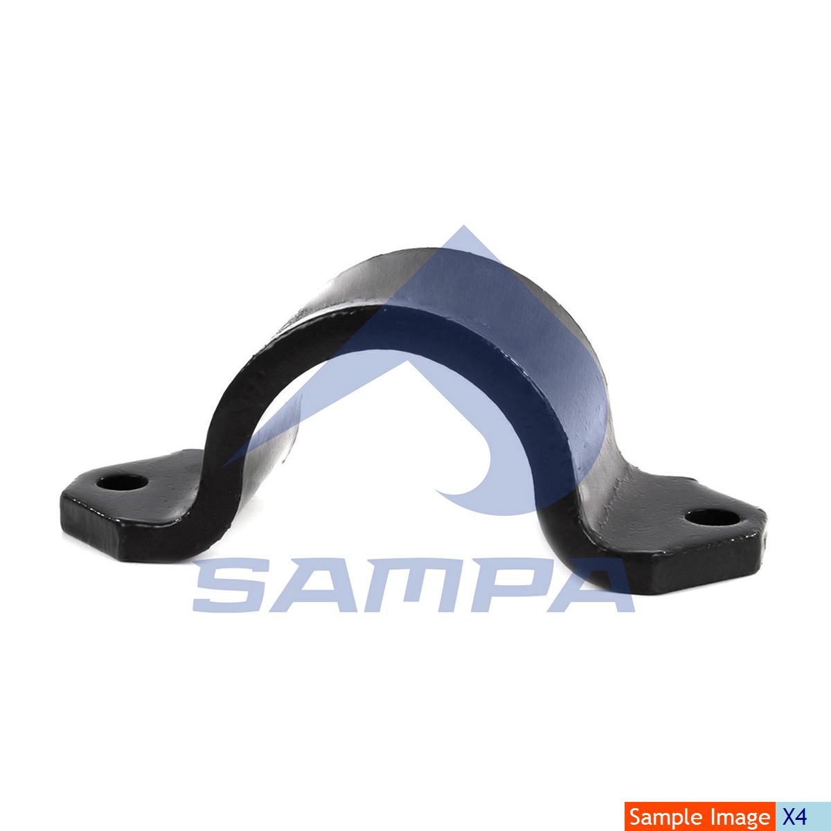 Bracket, Stabilizer Bar, Scania, Suspension