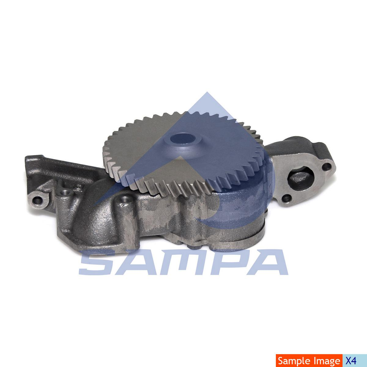 Oil Pump, Scania, Gear Box