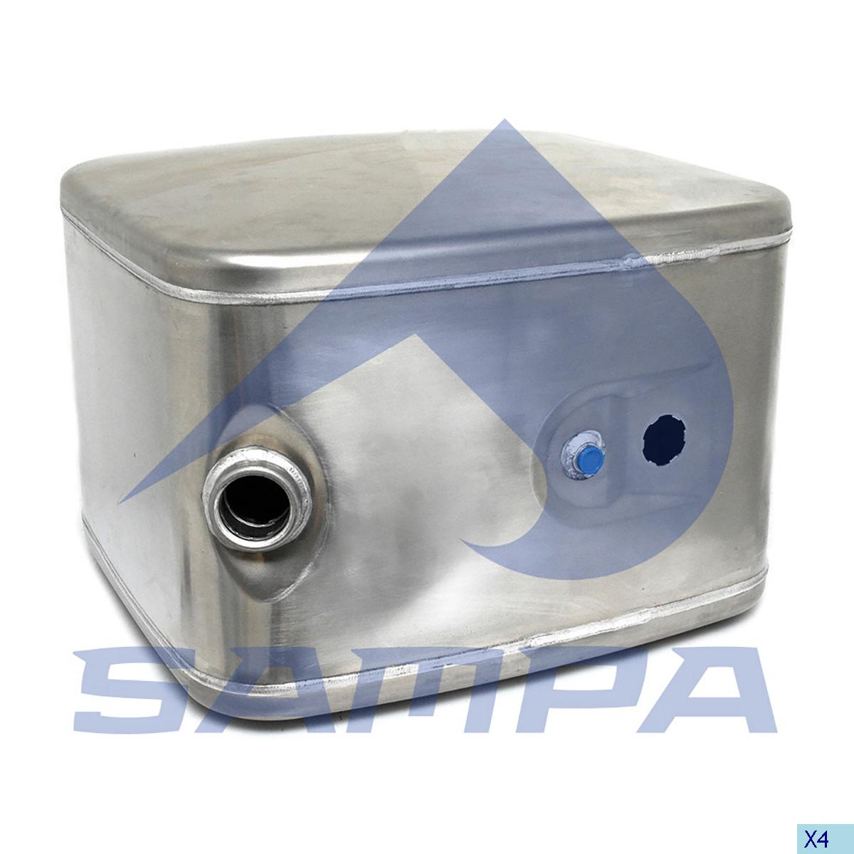 Fuel Tank, Scania, Engine